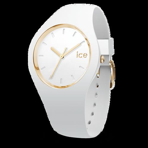 Montre Ice Watch Glam White Medium