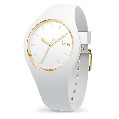 Montre Ice Watch Glam White Small