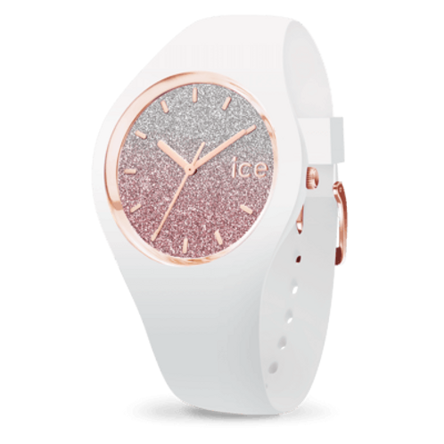 Montre Ice Watch LO White Pink Small