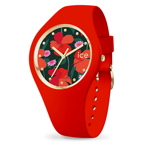 Montre Ice Watch Flower Floral Passion Small