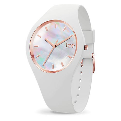 Montre Ice Watch Pearl White Medium