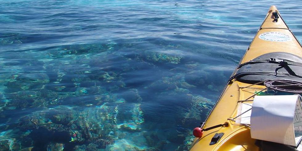 Ningaloo Reef Kayaking Adventure 2022