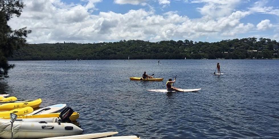 Narrabeen Lagoon Eco-Paddle