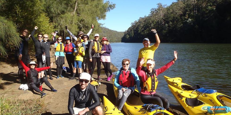 Colo River/Blue Mountains World Heritage area - Saturday November 18