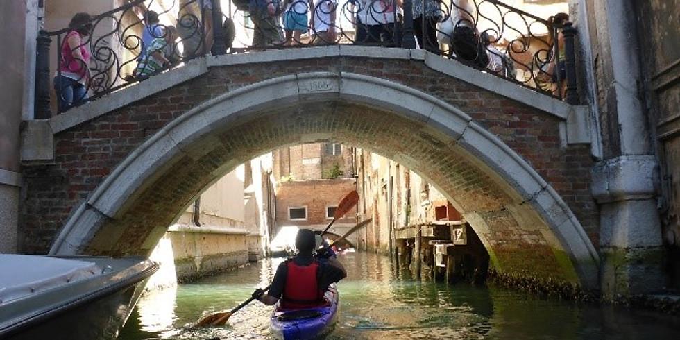 Italy -  Kayak Into History
