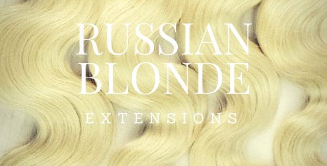 Blonde (613) HAIR 9A