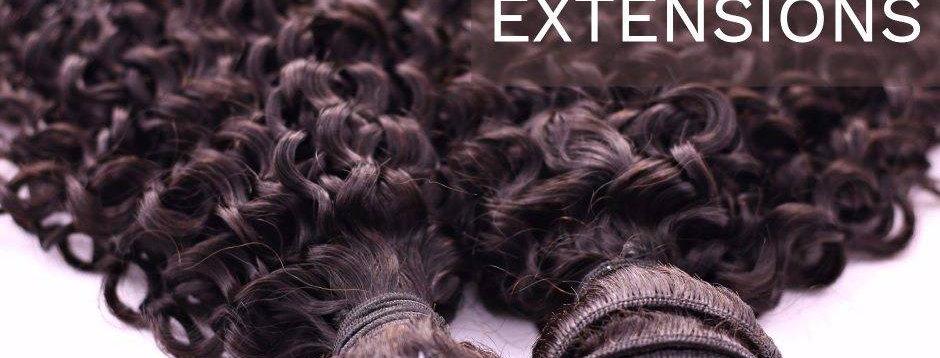 Deep Curly Virgin Hair 9A