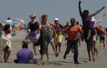 Beach Dance, 2009