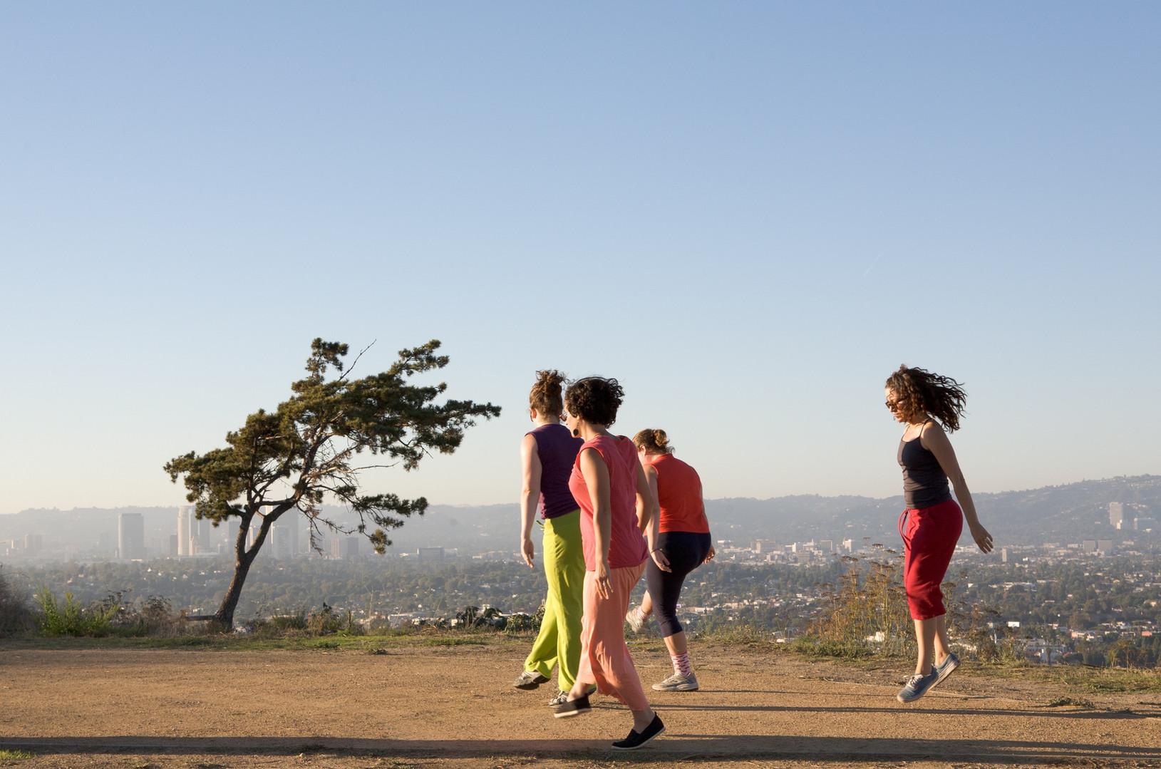Dancing in Public Parks, 2010