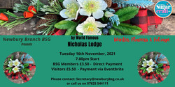 Nicholas Lodge - Poster 3
