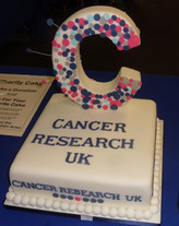 Louise Embling  Newbury Branch Received 61 votes from the public. £115.33 was donated to Cancer Research.