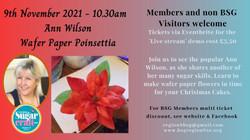 Ann Wilson Poinsettia