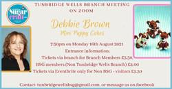 Tunbridge Wells Debbie Brown