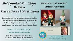 Mo Sutton Gnomes Sept