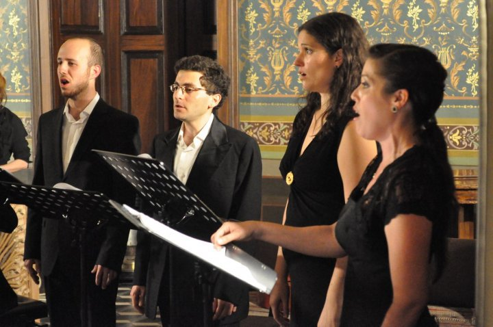 Israeli Bach Soloists