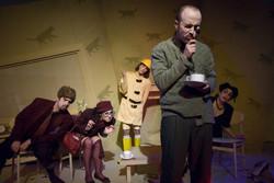 the Bald Singer - Sharon/Ionesco
