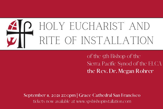 Holy Eucharist and Rite of Installation