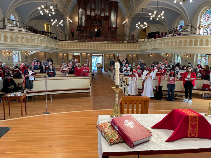 Ordination Service of Deacon Cora Roberts to the Ministry of Word and Sacrament