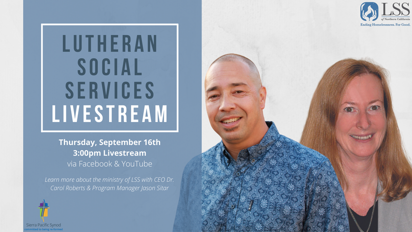 LSS Livestream with CEO Carol Roberts and Program Manager Jason Sitar
