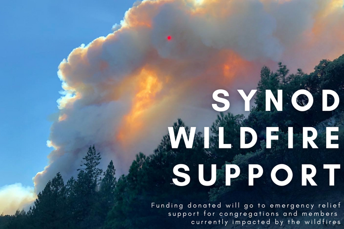 Synod Wildfire Support