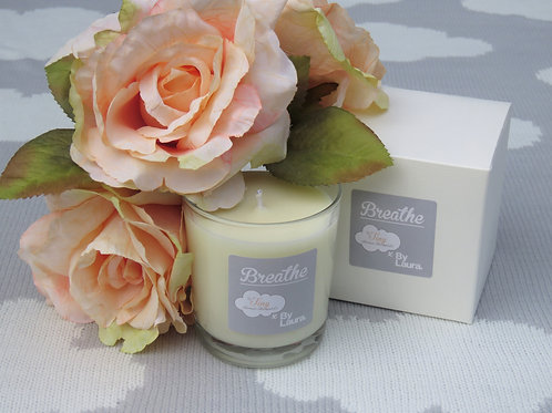 Breathe - Pregnancy Candle