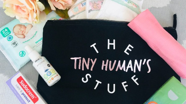 Tiny Human Pouch