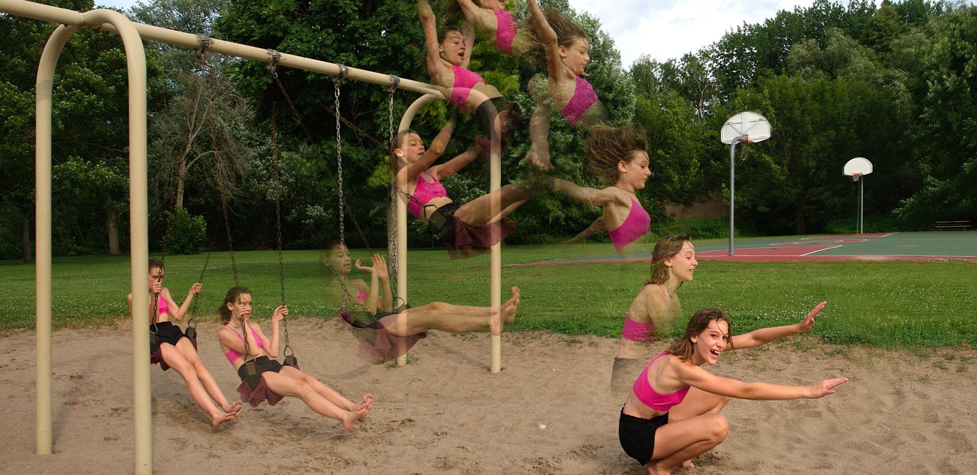Swing Jump!
