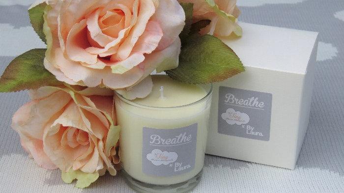 Breathe - Aromatherapy Pregnancy Candle