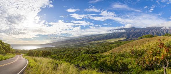 Southern Side of Maui