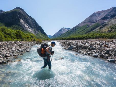 3000 km pešo naprieč Patagóniou - 8. časť - Národným parkom Patagonia