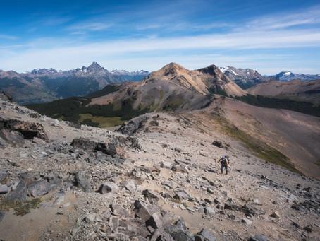 3000 km pešo naprieč Patagóniou - 10. časť, Posledným náročným sedlom