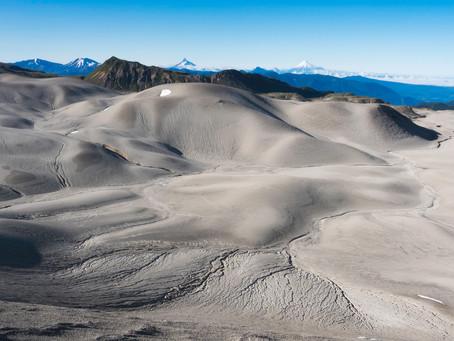 3000 km pešo naprieč Patagóniou - 5. časť, Návrat k vulkánom