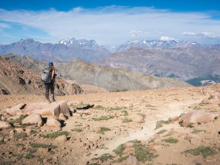 3000 km pešo naprieč Patagóniou - 1. časť, V (polo)púšti