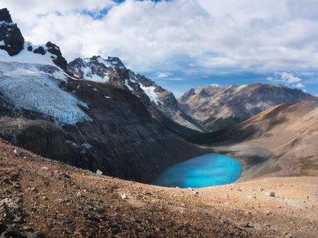 3000 km pešo naprieč Patagóniou - 9. časť, Traverz Cerro Castillo