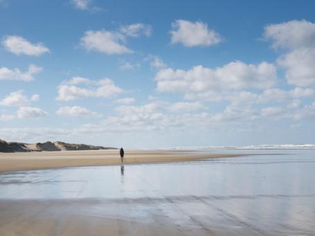 Te Araroa, časť 1. - Na pláž!