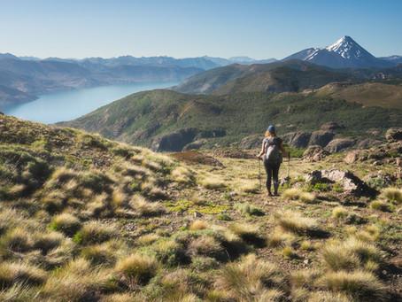 3000 km pešo naprieč Patagóniou - 3. časť, V krajine arieros