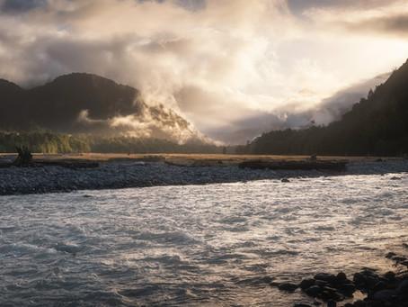Te Araroa, 3. časť - Rieky