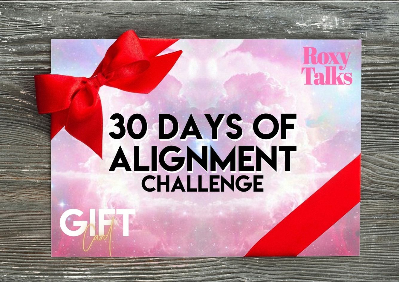 30 Days of Alignment