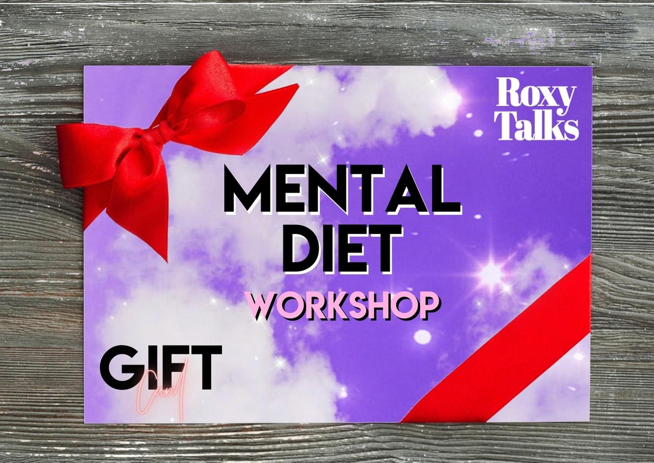 Mnetal Diet Workshop