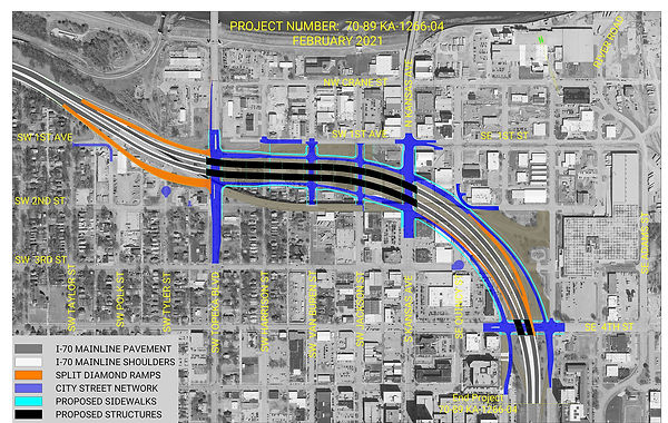 Polk-Quincy project plans