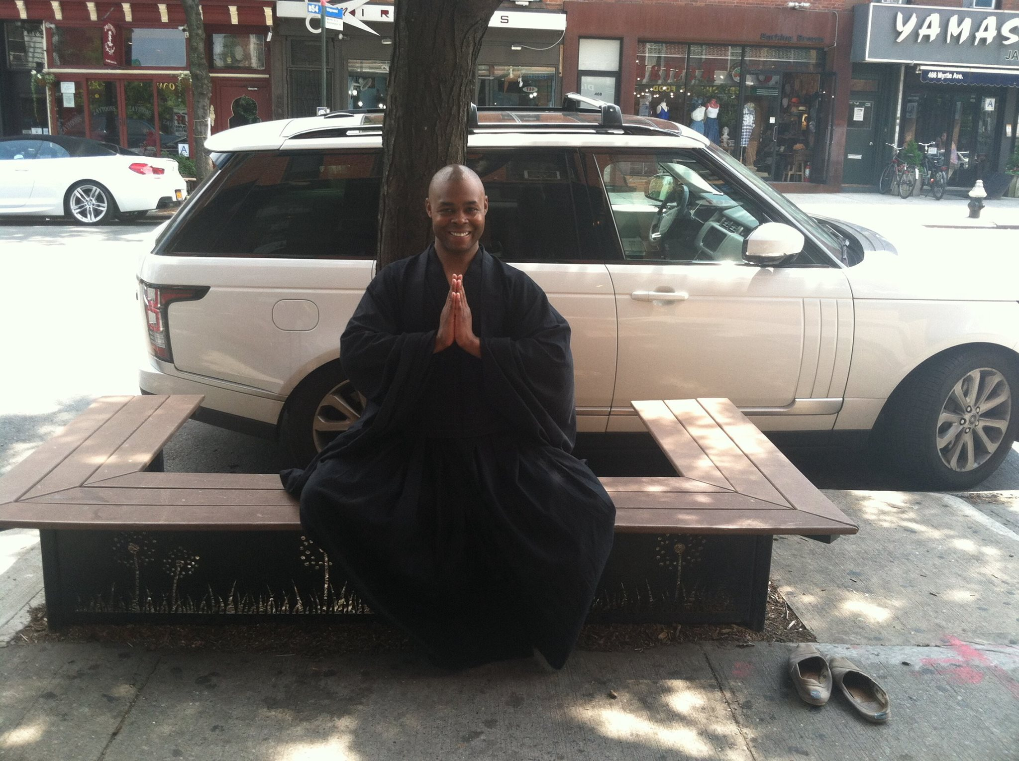 A Brooklyn Monk