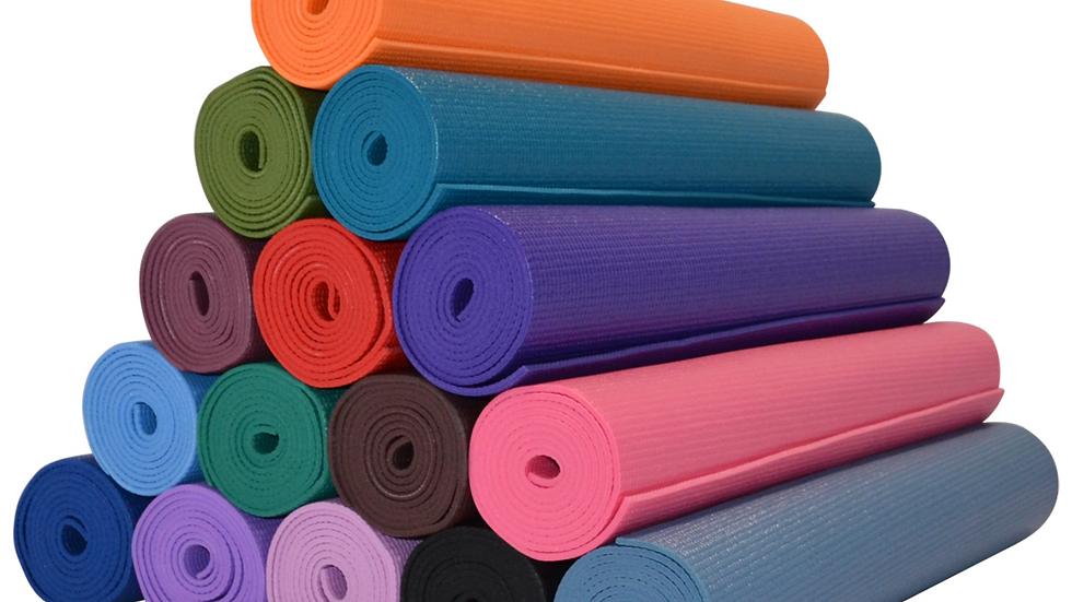 Premium Yoga Mat 1/4