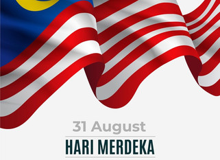 63rd Merdeka Day!