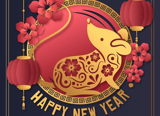 Year Of The Rat.