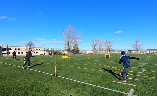 Entrainement de soccer U12 Saint Eustache CogiFit