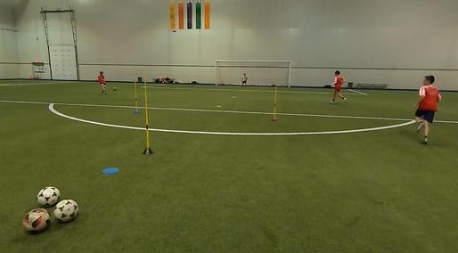 Camp de perfectionnement soccer U12 U13 U14 U15 Rosemere CogiFit