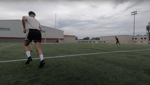 Entrainement de soccer semi prive senior Saint Eustache CogiFit