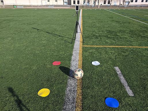 Entrainement de soccer maison U10 CogiFit