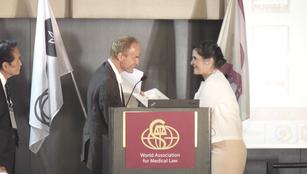 Young Scientists Award to Maryia Petrova