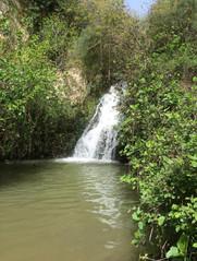 Waterfalls by the plenty in Israel